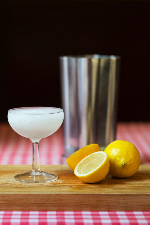 Daiquiri de limón