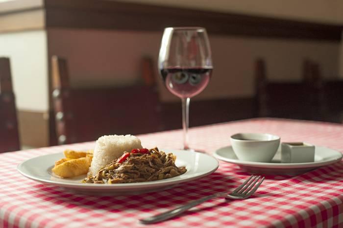 Menú del día en Restaurante Zara