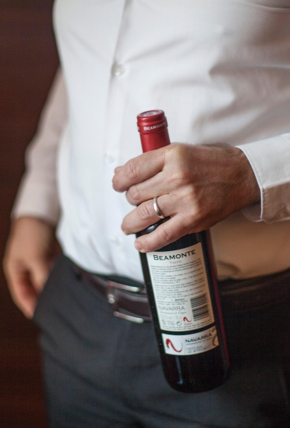 Carta de vinos en Restaurante Zara